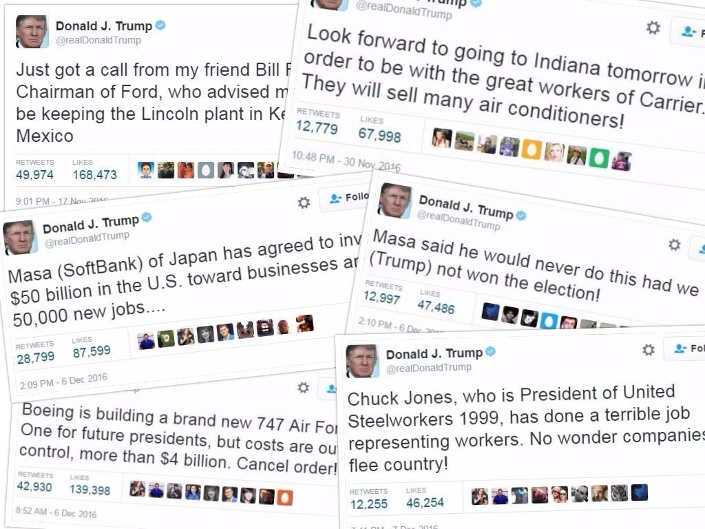 News Twitter: News Outlets Learn The Hard Way Not To Trust Trump's Tweets